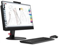 Lenovo ThinkCentre All-In-One Core i5 9th Gen 8GB RAM 256GB SSD Win10 Pro Desktop PC