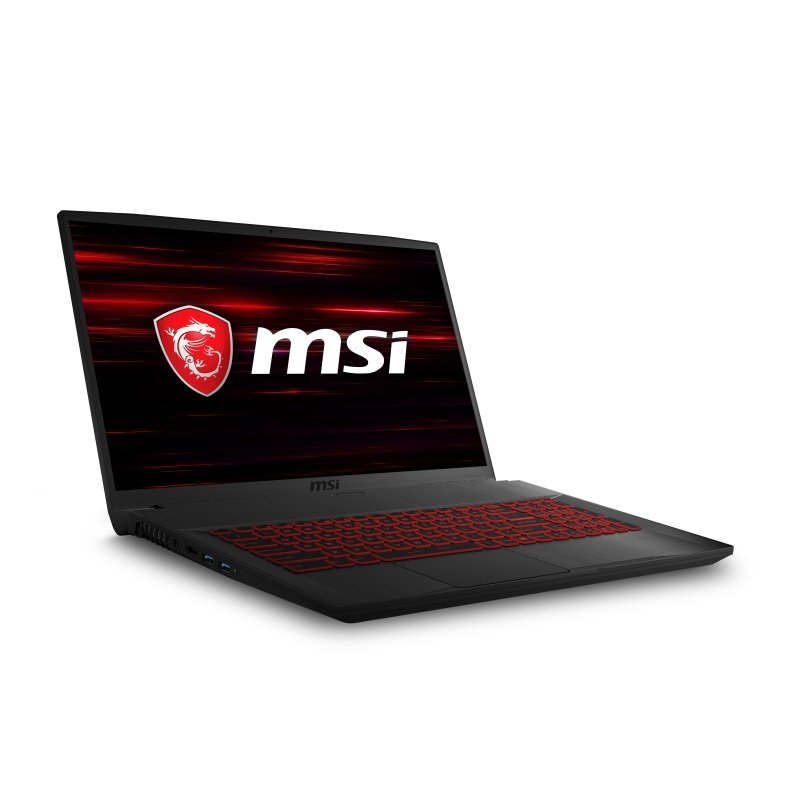 "MSI GF75 Thin Core i7 16GB 512GB SSD GTX 1650 17.3"" Win10 Home Gaming Laptop"