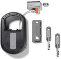 Kensington ClickSafe Keyed Retractable Portable Laptop Lock