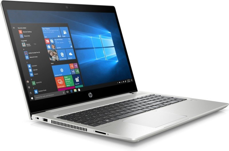 "HP ProBook 445 G6 14"" Ryzen 3 4GB 128GB SSD Win10 Pro Laptop"