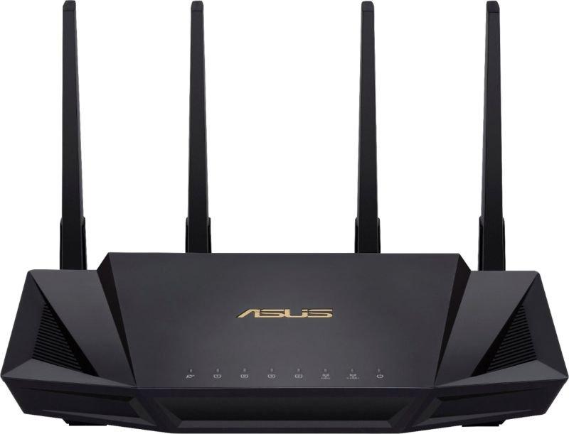Asus RT-AX58U AX3000 Dual Band WiFi 6 (802.11ax) Router