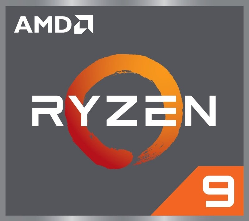 EXDISPLAY AMD Ryzen 9 3900X AM4 CPU/ Processor with Wraith Prism RGB Cooler