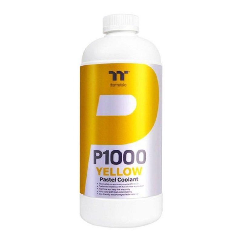 Thermaltake P1000 Pastel 1L Yellow Water Cooling Coolant Fluid Premix