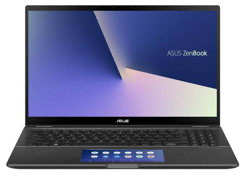 "Asus ZenBook 15 Core i7 16GB 512GB SSD GTX 1050 15.6"" Win10 Home Convertible Laptop"