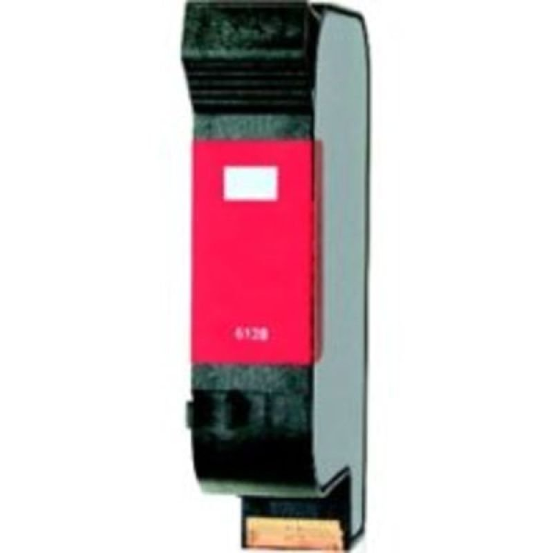 HP Non-Fluorescent Red Ink Cartridge