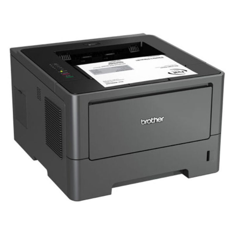 Image of Brother HL-5450DN Mono Duplex Network Laser Printer