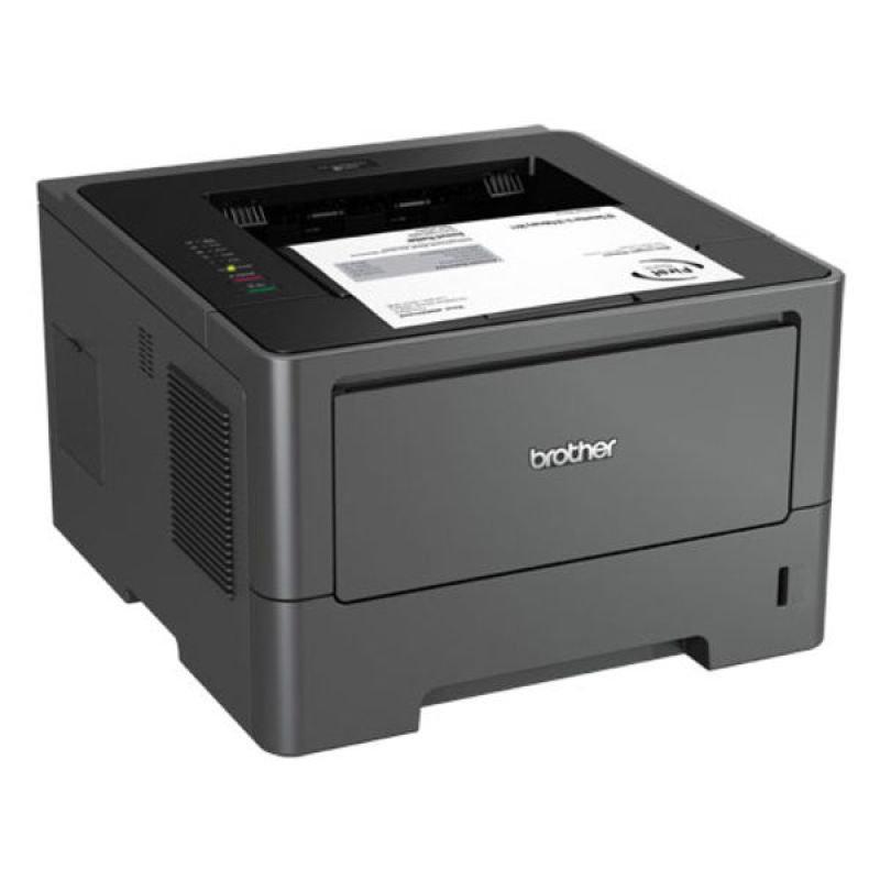 Image of Brother HL-5450DN Mono Duplex Network Laser Printer