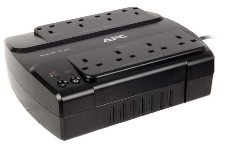 APC Back-UPS,405 Watts /700 VA Input 230V /Output 230V Interface Port USB