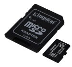 Kingston Canvas Select Plus 16GB microSD - With Adaptor