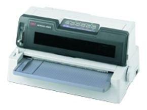 OKI Microline 6300 Flatbed Mono Dot Matrix Printer