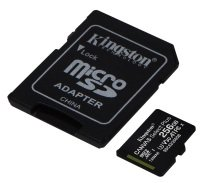 Kingston Canvas Select Plus 512GB microSD - With Adaptor