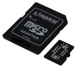 Kingston Canvas Select Plus 16GB microSD - Twin Pack with Adaptor