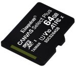 Kingston Canvas Select Plus 64GB microSD - No Adaptor