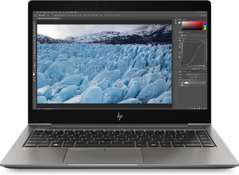 """HP ZBook 14U G6 Core i7 16GB 512GB SSD 14"""" WX 3200 Win10 Home Mobile Workstation"""