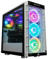 AlphaSync Ryzen 9 RTX 2080 Super 16GB 4TB HDD 500GB SSD Gaming Desktop PC