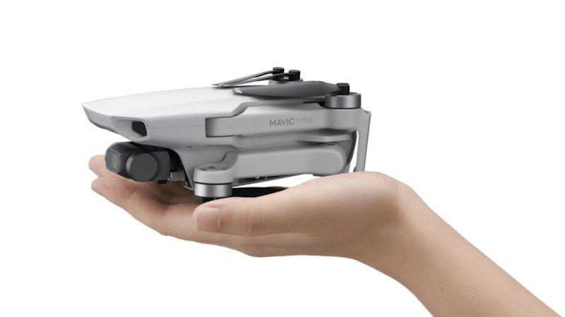DJI Mavic Mini Drone - White