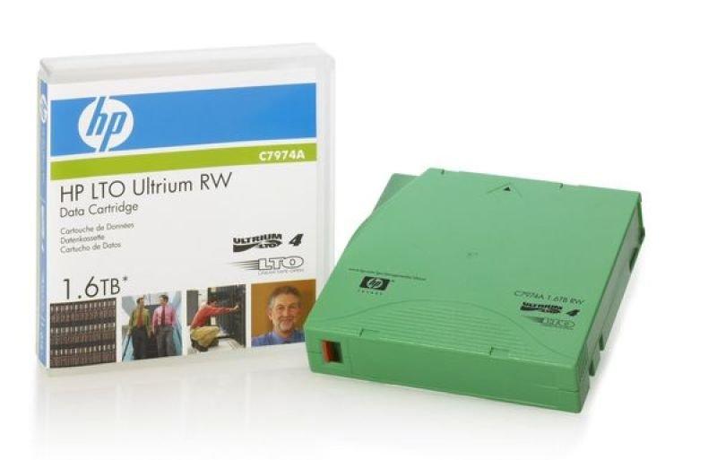 HP LTO4 Ultrium 800-1600GB Backup Media Tape - 20pk