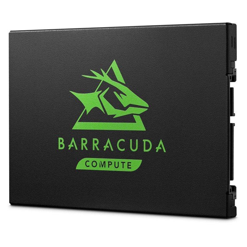 "Seagate 500GB BarraCuda 120 SATA SSD 2.5"""