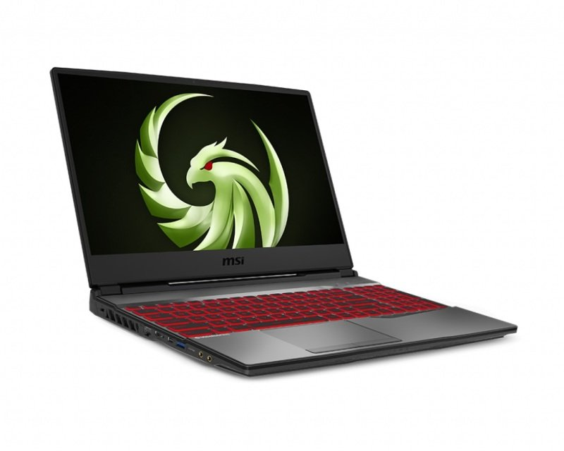 "MSI Alpha 15 Ryzen 7 8GB 512GB SSD RX 5500M 15.6"" Win10 Home Gaming Laptop"
