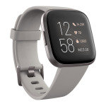 Fitbit Versa 2 Smart Watch Activity Tracker Stone