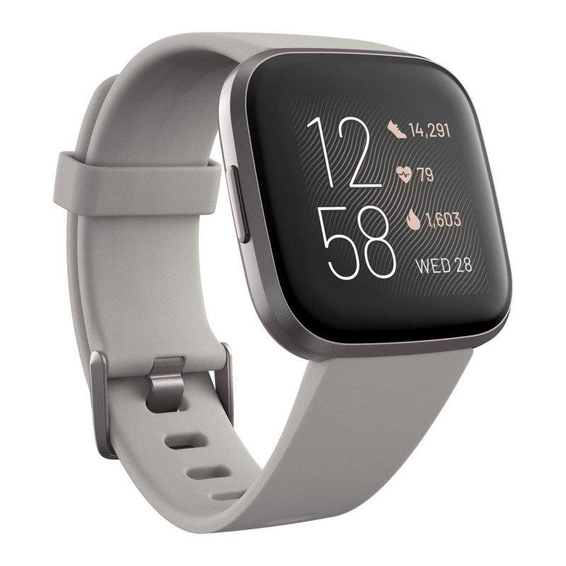 Fitbit Versa 2 Smartwatch - Stone