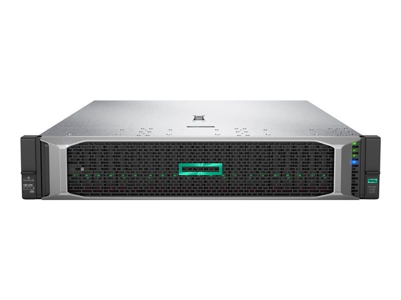 HPE ProLiant DL380 Gen10 SMB Xeon Silver 4208 2.1 GHz 32GB RAM Rack Server