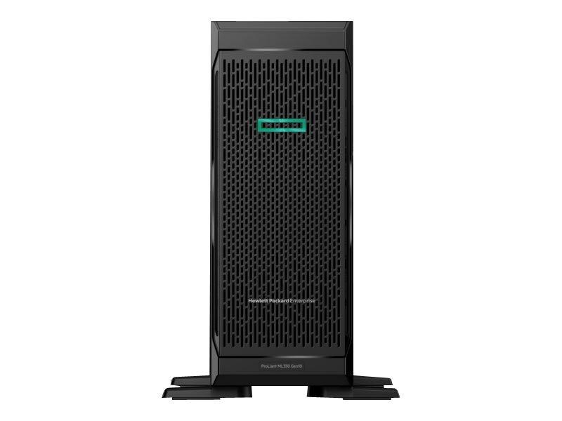 HPE ProLiant ML350 Gen10 Performance Intel Xeon Silver 4114 / 2.2 GHz 32GB RAM 5U Tower Server