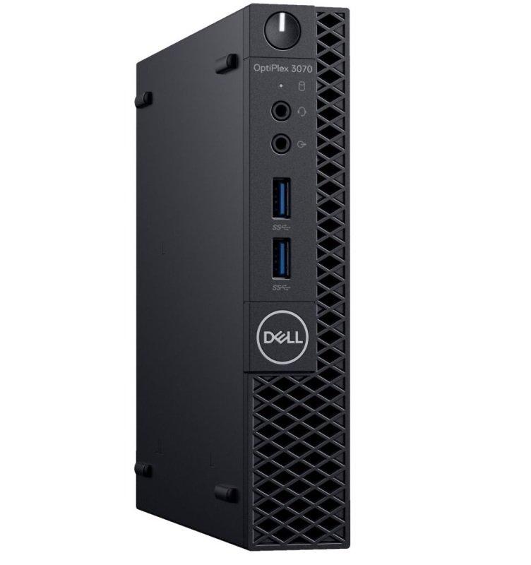 Dell Optiplex 3070 MFF Core i5 9th Gen 8GB RAM 256GB SSD Win10 Pro Desktop PC