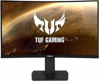 "ASUS TUF VG32VQ 31.5"" WQHD Curved 144Hz HDR Adaptive-Sync LCD Gaming Monitor"