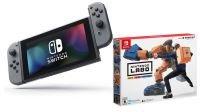 Nintendo Switch (Grey) + LABO Robot Kit