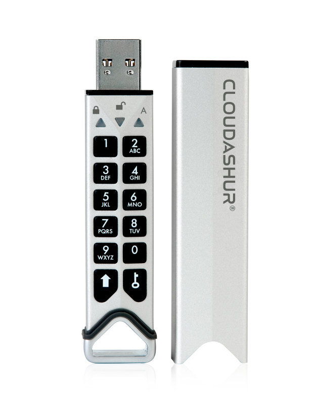 iStorage cloudAshur data encryption module