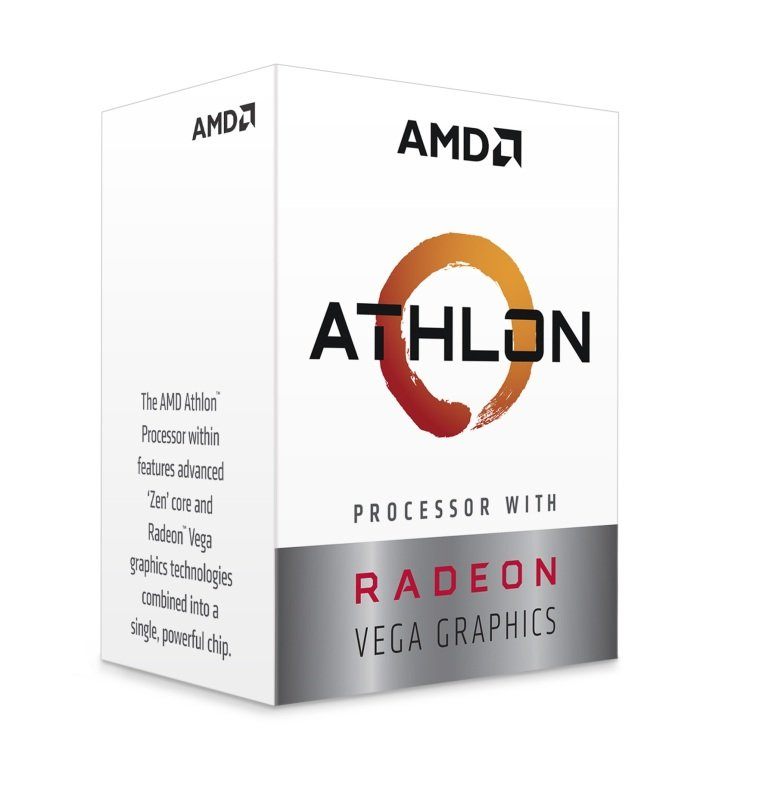 AMD Athlon 3000G 3.5GHz Processor