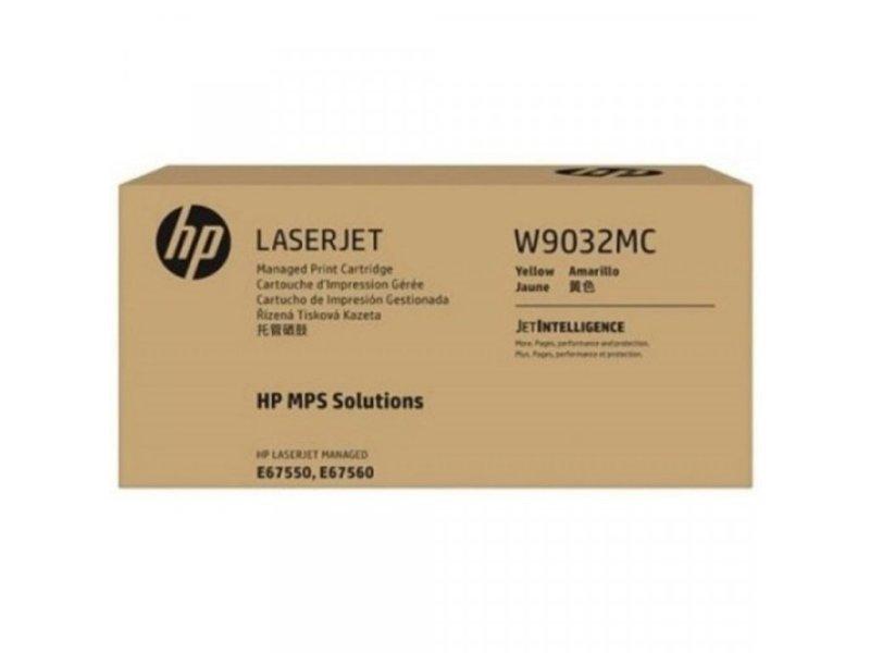 Toner/HP Managed LaserJet Cart YL