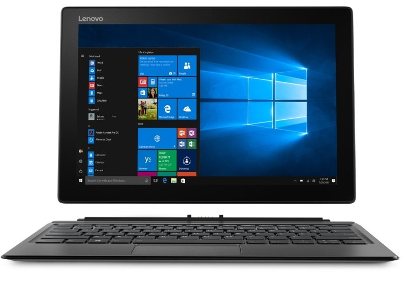EXDISPLAY Lenovo Miix 520 tablet Intel Core i5-8250U 1.6GHz 8GB DDR4 2