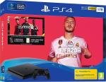 PS4 1TB Console With Fifa 20 - Black