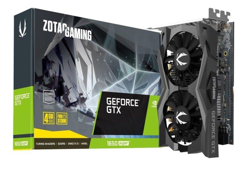 Zotac GeForce GTX 1650 SUPER GAMING 4GB Graphics Card