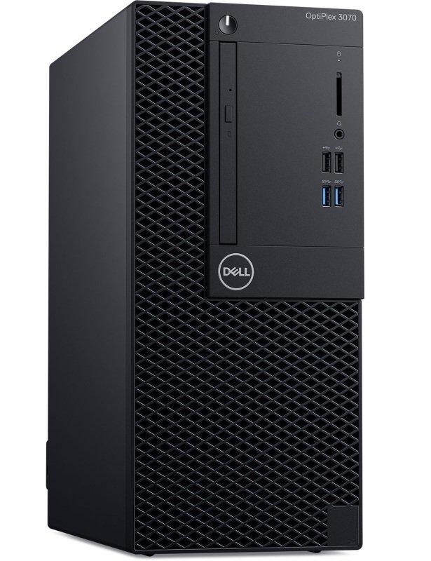 Dell Optiplex 3070 Core i5 9th Gen 8GB RAM 1TB HDD Win10 Pro MT Desktop PC