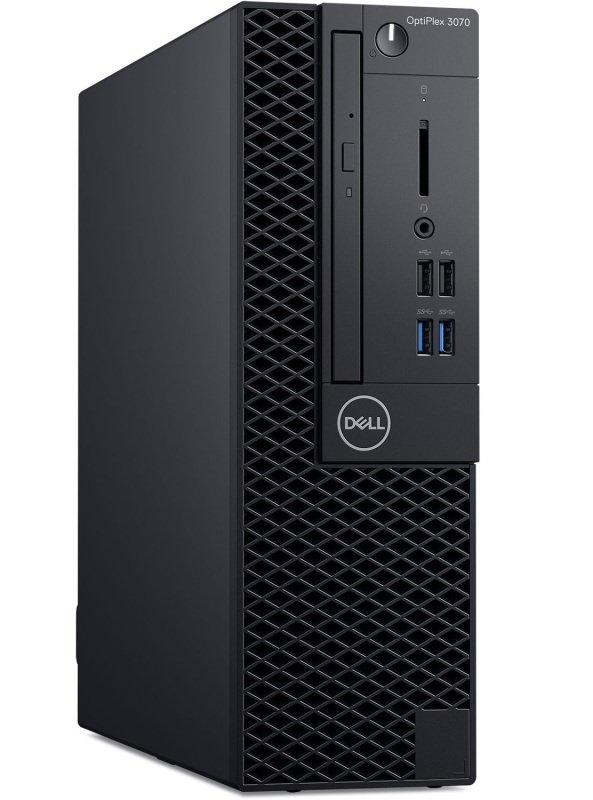 Dell Optiplex 3070 Core i3 9th Gen 4GB RAM 1TB HDD Win10 Pro SFF Desktop PC