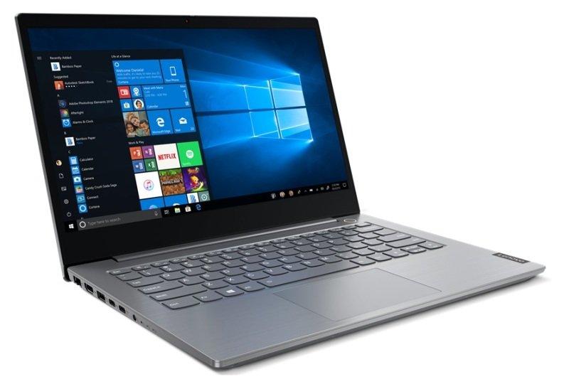"Lenovo ThinkBook 14 Core i5 8GB 256GB SSD 14"" Win10 Home Laptop"