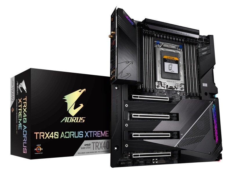 Gigabyte TRX40 AORUS XTREME Motherboard