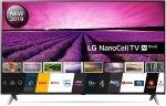 "LG 49SM8500PLA 49"" Nano Cell 4K Ultra HD HDR10 Smart TV"
