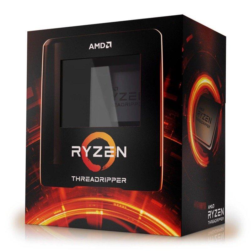 AMD Ryzen Threadripper 3970X sTRX4 Processor