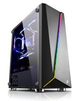 1St Player Rainbow R7 Midi Tower 3x RGB Fan