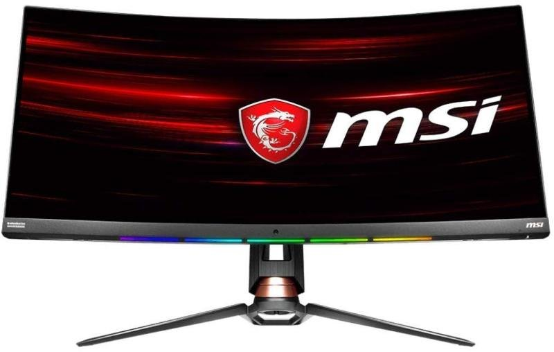 "MSI Optix MPG341CQR 34"" UWQHD Curved 144hz 1ms Gaming Monitor"
