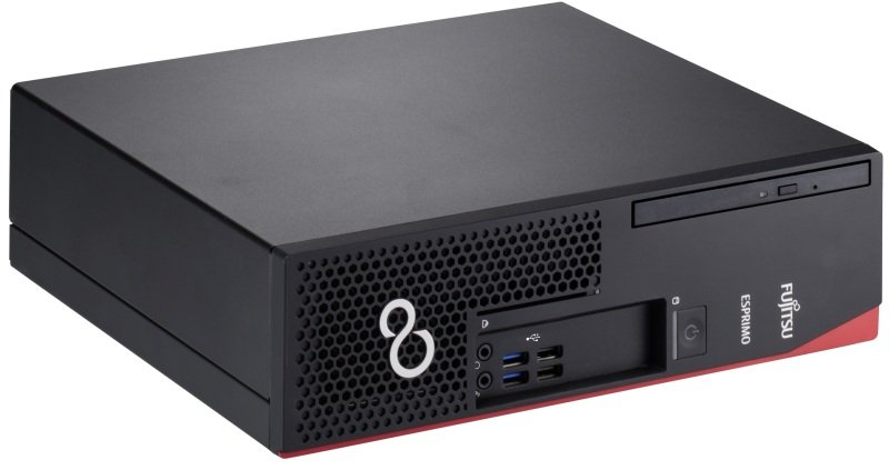 Fujitsu ESPRIMO D538 Core i7 9th Gen 8GB RAM 256GB SSD Win10 Pro SFF Desktop PC