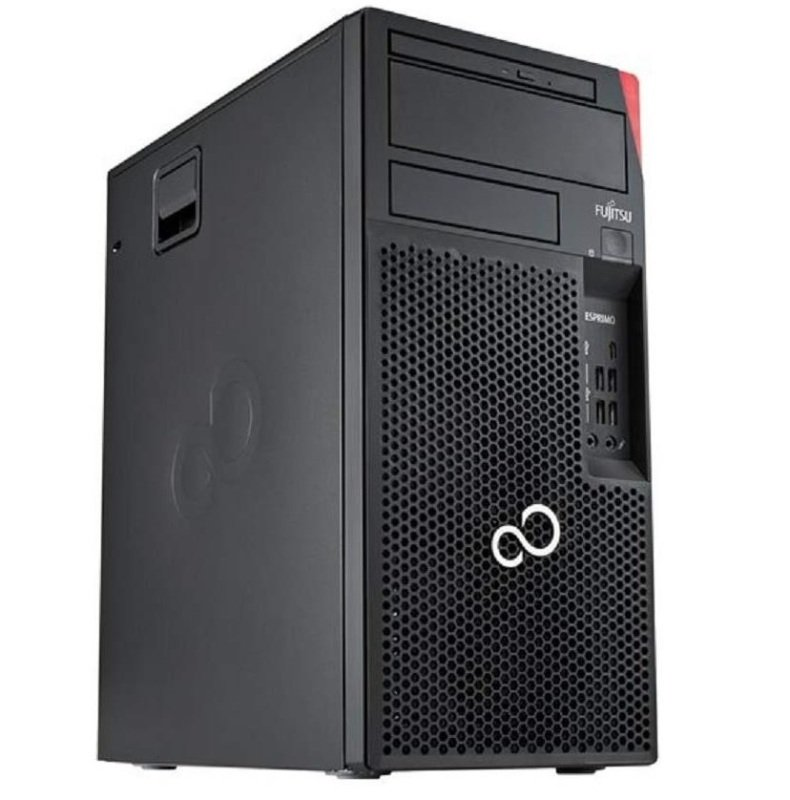 Fujitsu ESPRIMO P558 Core i5 9th Gen 8GB RAM 256GB SSD GTX 1050Ti Win10 Pro MT Desktop PC