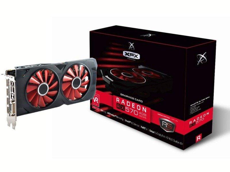 XFX Radeon RX 570 RS 4GB XXX Edition Graphics Card