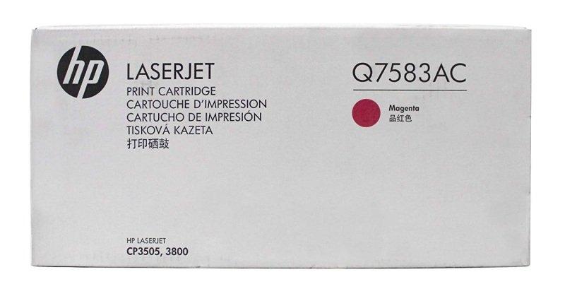 HP Toner/Q7582A Magenta Print Cartridge