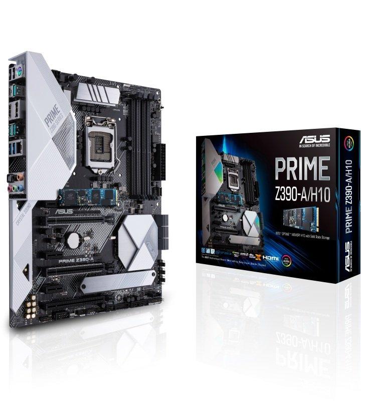ASUS Intel PRIME Z390-A/H10 LGA 1511 ATX Motherboard