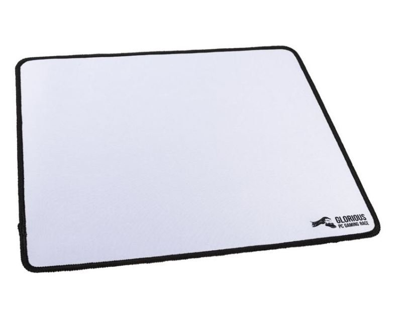 Glorious PC Gaming Race Gaming Surface - L White 330x279x2mm